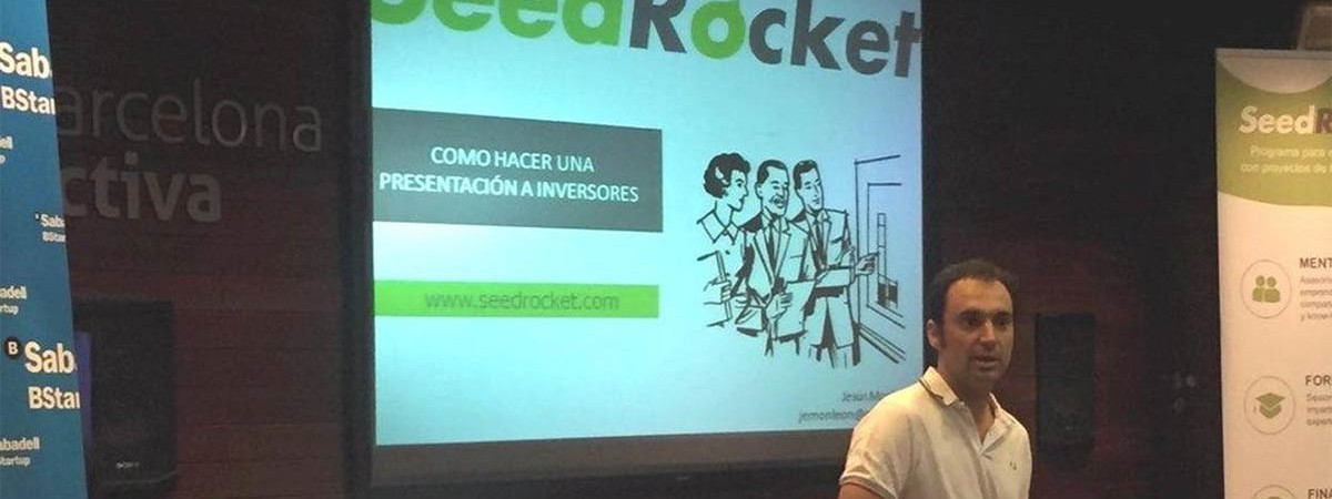 Data Security y Daxia en VII Campus de emprendedores de Seedrocket